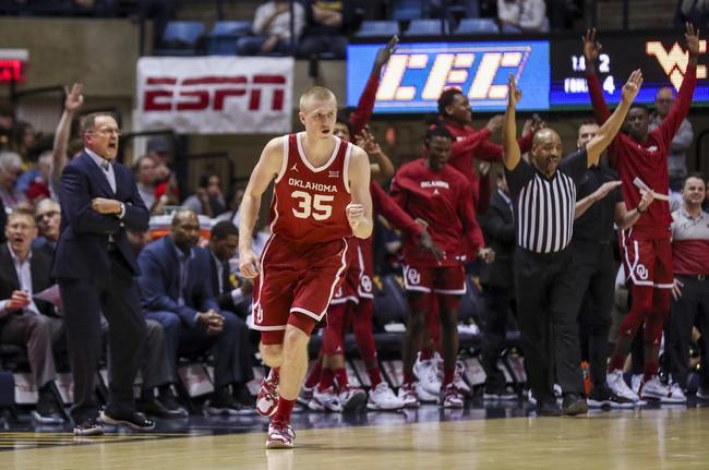 Oklahoma vs UTSA College Basketball Picks, Odds, Predictions 11/25/20