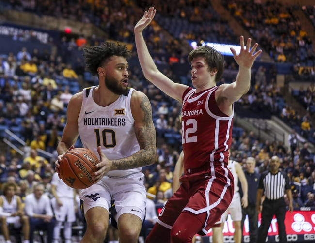 Oklahoma vs. West Virginia - 3/12/20 College Basketball Pick, Odds, and Prediction