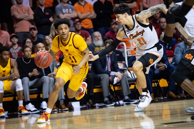 Iowa State at Oklahoma State - 3/11/20 College Basketball Picks and Prediction