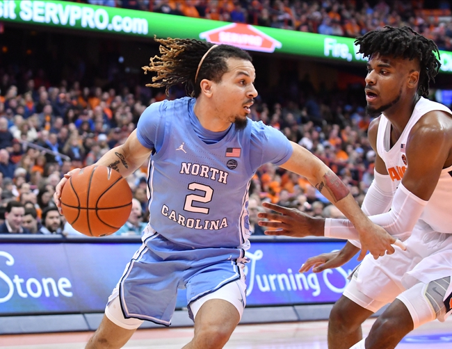 Syracuse vs. North Carolina - 3/11/20 College Basketball Pick, Odds, and Prediction