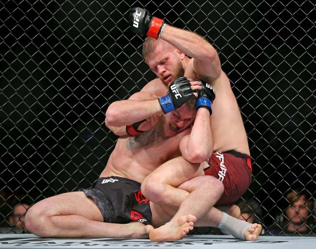 Carlos Felipe vs. Serghei Spivac - 7/18/20 UFC Fight Night 172 Pick and Prediction