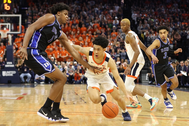 Miami vs. Virginia - 3/4/20 College Basketball Pick, Odds, and Prediction