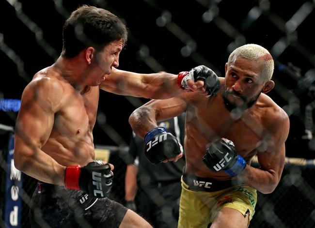 Deiveson Figueiredo vs. Joseph Benavidez - 7/18/20 UFC Fight Night 172 Pick and Prediction