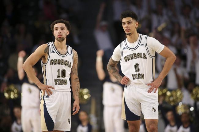 Georgia Tech vs Georgia State College Basketball Picks, Odds, Predictions 11/25/20