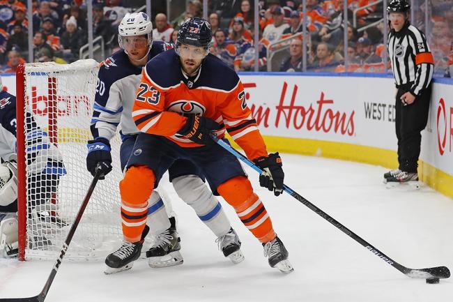 Edmonton Oilers vs. Winnipeg Jets - 3/11/20 NHL Pick, Odds, and Prediction