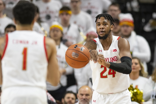 Maryland vs. Michigan - 3/8/20 College Basketball Pick, Odds, and Prediction
