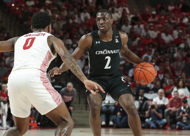 South Florida vs. Cincinnati - 3/3/20 College Basketball Pick, Odds, and Prediction