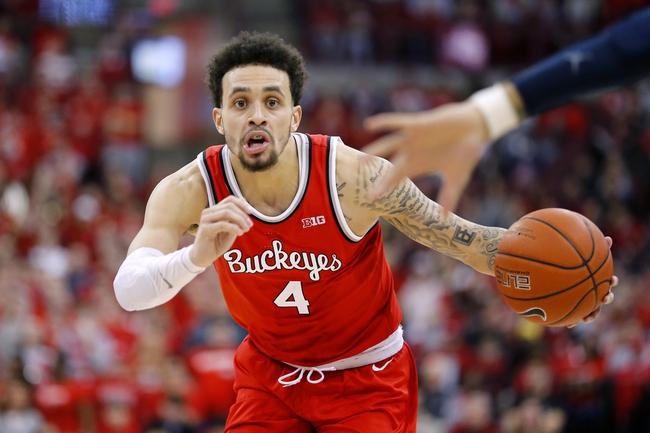 Ohio State vs Illinois State College Basketball Picks, Odds, Predictions 11/25/20