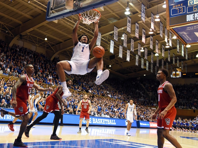 Duke vs. North Carolina State - 3/12/20 College Basketball Pick, Odds, and Prediction