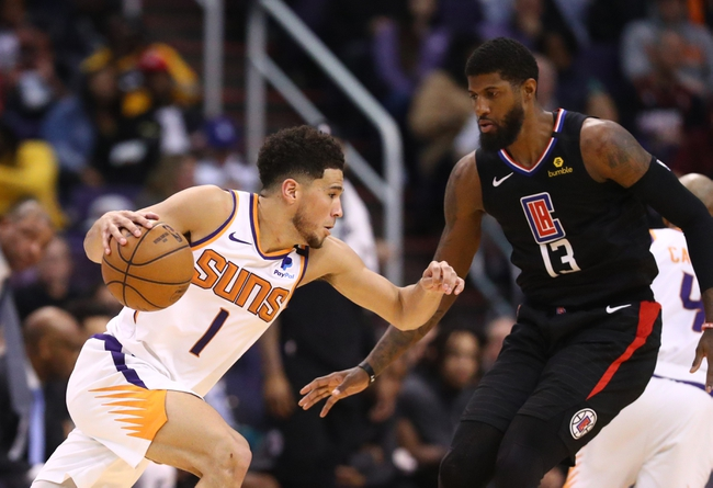 Los Angeles Clippers vs. Phoenix Suns - 8/4/20 NBA Pick, Odds, and Prediction