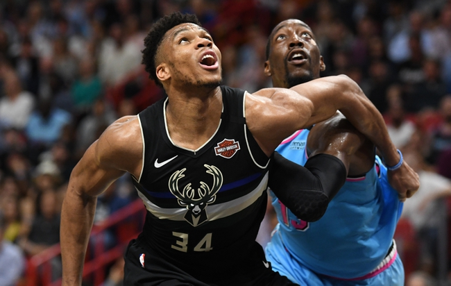 Milwaukee Bucks vs. Miami Heat - 8/6/20 NBA Pick, Odds, and Prediction
