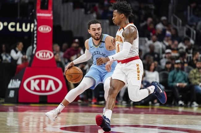 Memphis Grizzlies vs. Atlanta Hawks - 3/7/20 NBA Pick, Odds, and Prediction