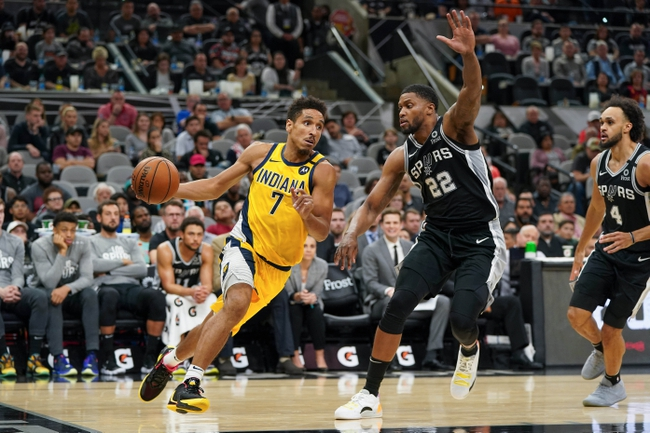Indiana Pacers vs. San Antonio Spurs - 7/28/20 NBA Pick, Odds, and Prediction