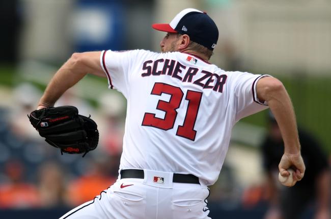 Washington Nationals Shortened MLB Season Pick, Odds and Prediction