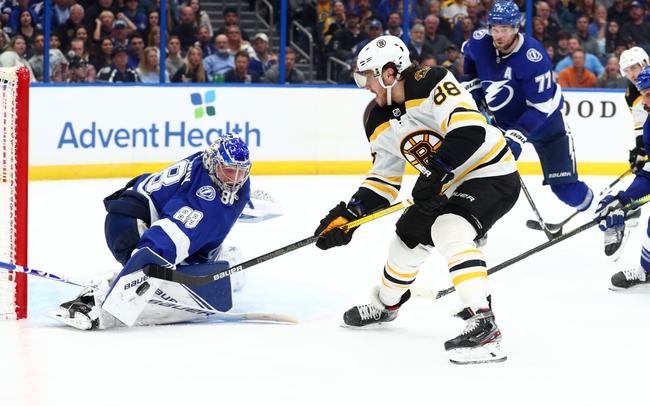 Boston Bruins vs. Tampa Bay Lightning - 3/7/20 NHL Pick, Odds, and Prediction