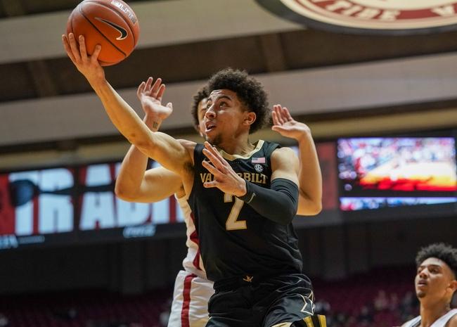 Vanderbilt vs Mississippi Valley State College Basketball Picks, Odds, Predictions 12/13/20