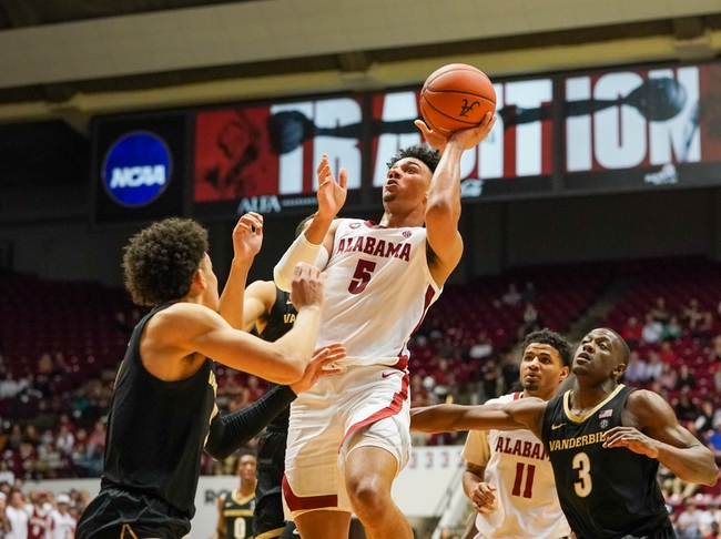 Alabama vs Jacksonville State College Basketball Picks, Odds, Predictions 11/25/20