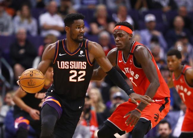 Phoenix Suns vs. Toronto Raptors - 7/28/20 NBA Pick, Odds, and Prediction