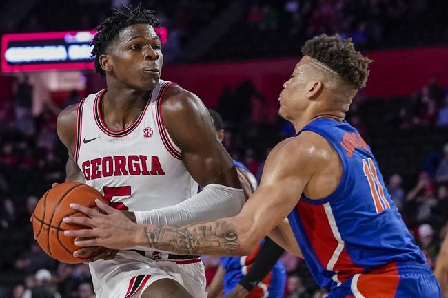Florida vs. Georgia - 3/12/20 College Basketball Pick, Odds, and Prediction