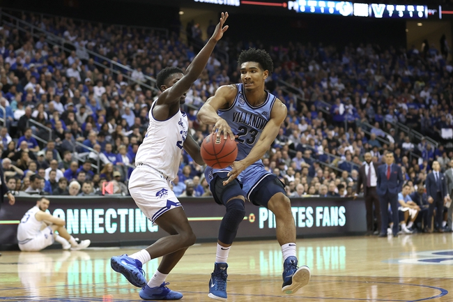 Georgetown University vs. Villanova - 3/7/20 College Basketball Pick, Odds, and Prediction