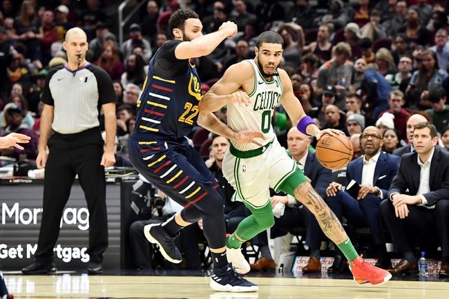 Boston Celtics vs. Oklahoma City Thunder - 7/24/20 NBA Pick, Odds, and Prediction