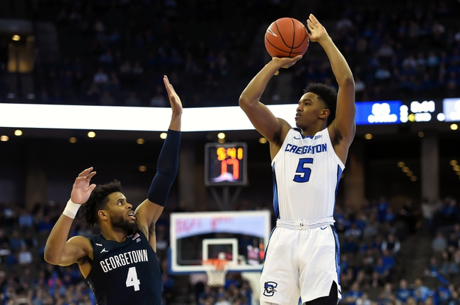 Creighton vs. St. John's - 3/12/20 College Basketball Pick, Odds, and Prediction