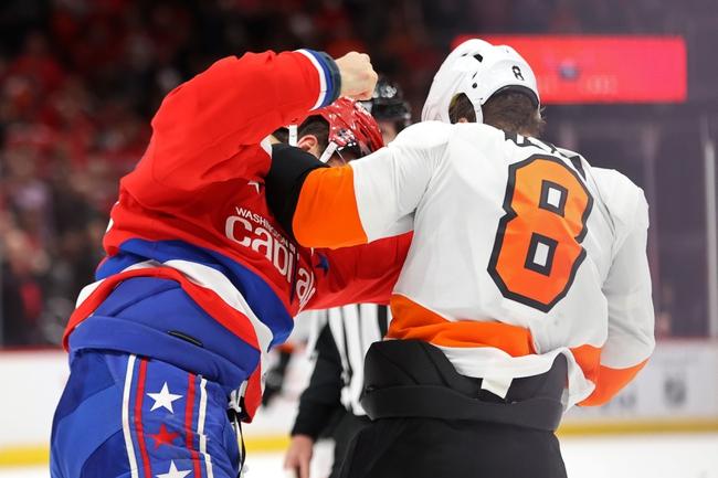 Philadelphia Flyers vs. Washington Capitals - 8/6/20 NHL Pick, Odds, and Prediction