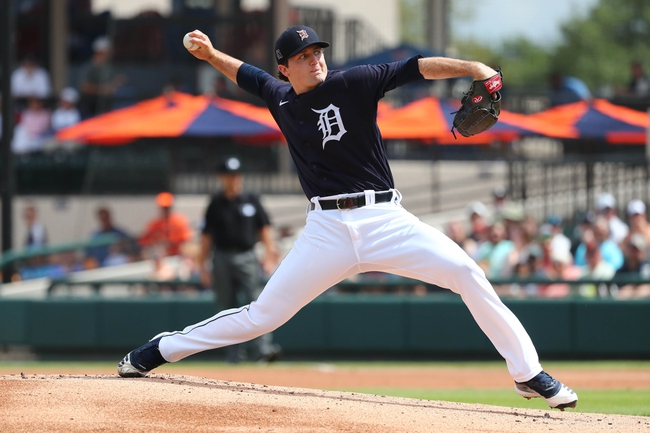 Detroit Tigers vs. Chicago Cubs - 8/24/20 MLB Pick, Odds, and Prediction