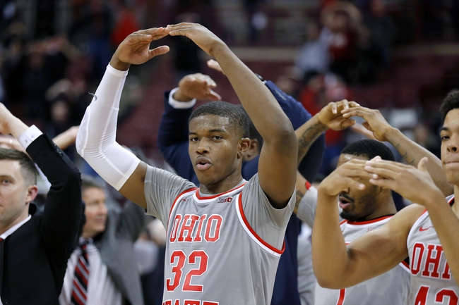 Michigan State vs. Ohio State - 3/8/20 College Basketball Pick, Odds, and Prediction