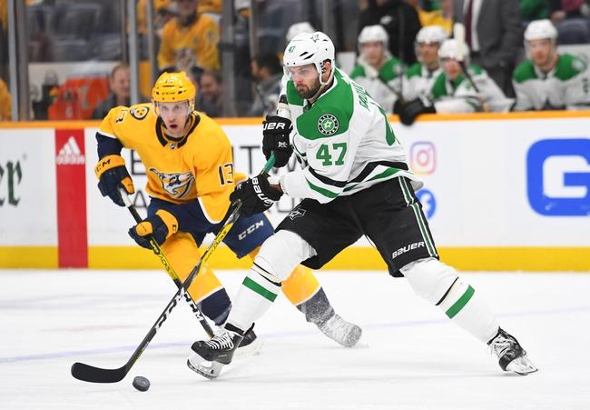Dallas Stars vs. Nashville Predators - 3/7/20 NHL Pick, Odds, and Prediction