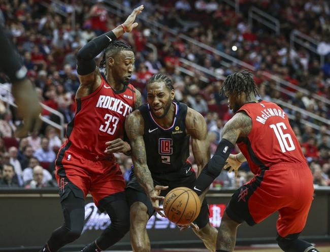 Houston Rockets: 2020 NBA Restart Prediction and Picks