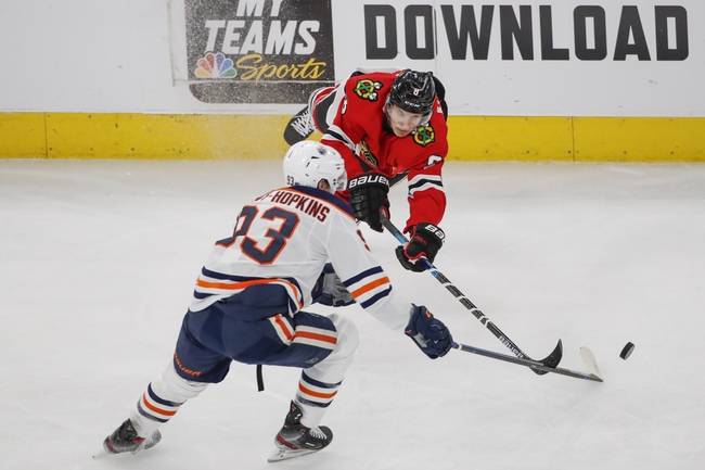 Edmonton Oilers vs. Chicago Blackhawks - 8/1/20 NHL Pick, Odds, and Prediction