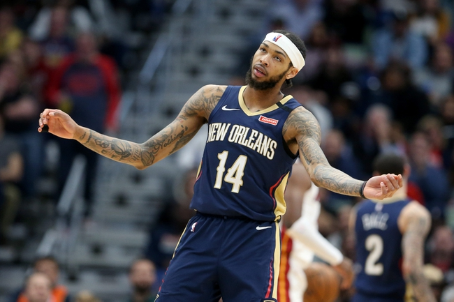 New Orleans Pelicans vs. Brooklyn Nets - 7/22/20 NBA Picks and Prediction