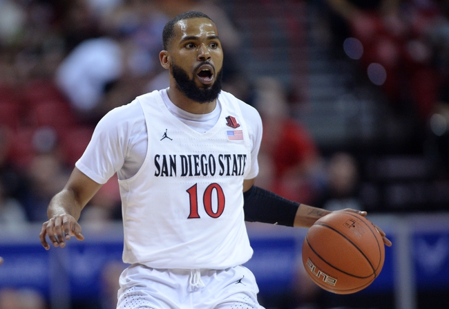 San Diego State vs. Utah State - 3/7/20 College Basketball Pick, Odds, and Prediction