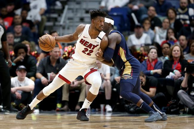 Miami Heat vs. New Orleans Pelicans NBA Picks, Odds, Predictions 12/14/20