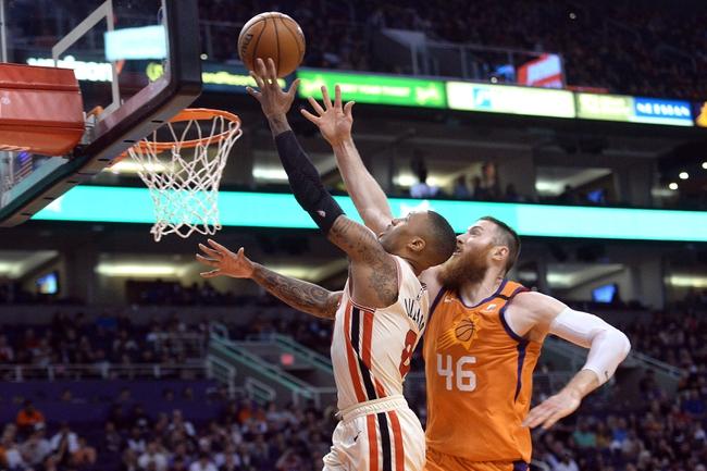 Portland Trail Blazers vs. Phoenix Suns - 3/10/20 NBA Pick, Odds, and Prediction