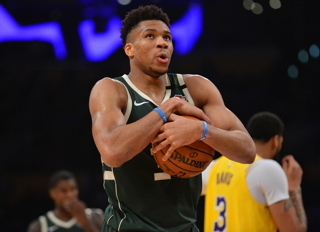 New Orleans Pelicans vs. Milwaukee Bucks - 7/27/20 NBA Picks and Prediction