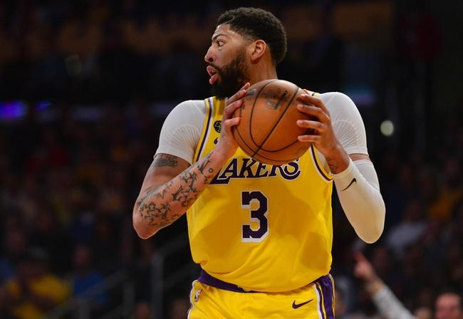 Dallas Mavericks vs. Los Angeles Lakers - 7/23/20 NBA Picks and Prediction