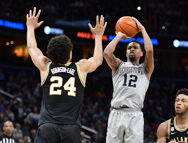 Georgetown University at St. John's - 3/11/20 College Basketball Picks and Prediction