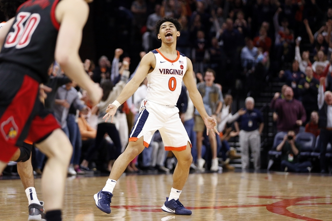 Virginia vs Towson College Basketball Picks, Odds, Predictions 11/25/20
