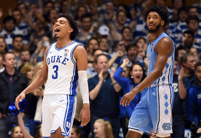 North Carolina State vs. Duke - 3/12/20 College Basketball Pick, Odds, and Prediction
