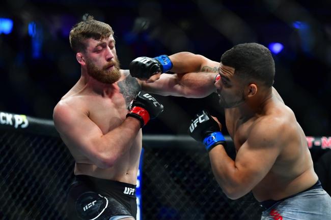 Khamat Chimaev vs. Gerald Meerschaert - 9/19/20 UFC Vegas 11 Pick and Prediction