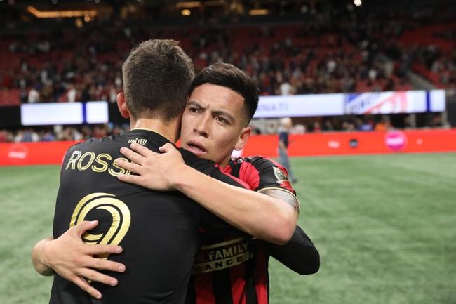 FC Cincinnati vs. Atlanta United - 7/16/20 MLS Soccer Pick, Odds, and Prediction
