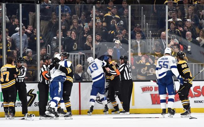 Boston Bruins vs. Tampa Bay Lightning - 8/5/20 NHL Pick, Odds, and Prediction