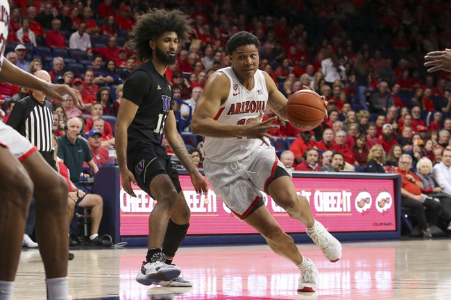 Arizona vs. Washington - 3/11/20 College Basketball Pick, Odds, and Prediction