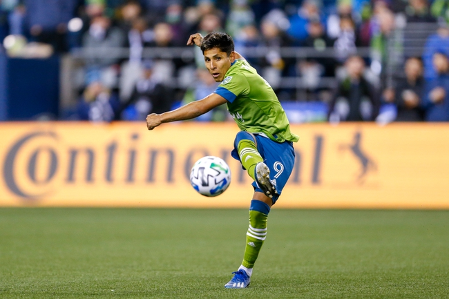 Seattle Sounders vs. San Jose Earthquakes - 7/10/20 MLS Soccer Pick, Odds, and Prediction