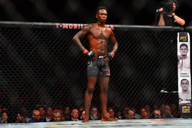 UFC 253: Paulo Costa vs. Israel Adesanya - Pick, Odds, and Prediction