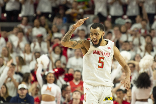 Maryland vs Mount St. Mary's College Basketball Picks, Odds, Predictions 11/29/20
