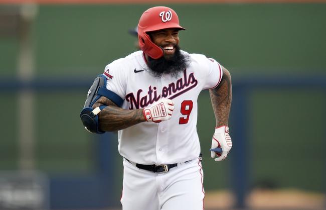 Washington Nationals Shortened MLB Season, Prediction, and Odds