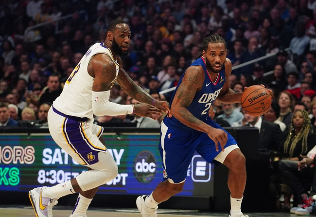 Los Angeles Clippers at Los Angeles Lakers - 7/30/20 NBA Picks and Prediction